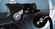 URS giętki Cobra z Laserem Holmowym  Kamienie nerkowe, moczowodowe, pecherzowe.